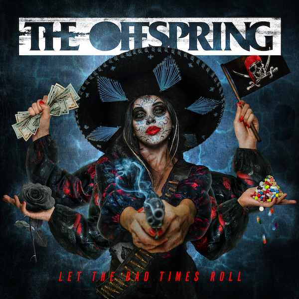 Offspring album LET THE BAD TIMES ROLL